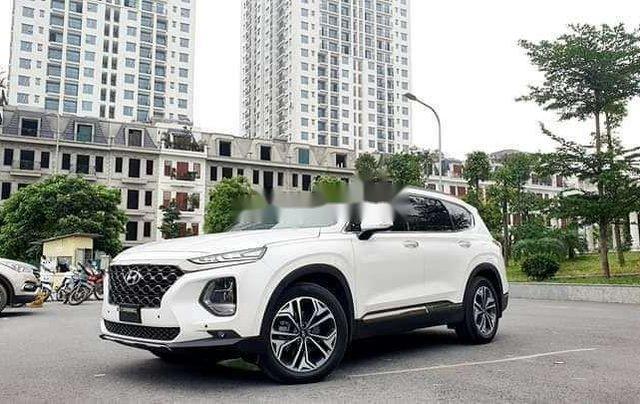 Bán Hyundai Santa Fe sản xuất năm 2019 còn mới1