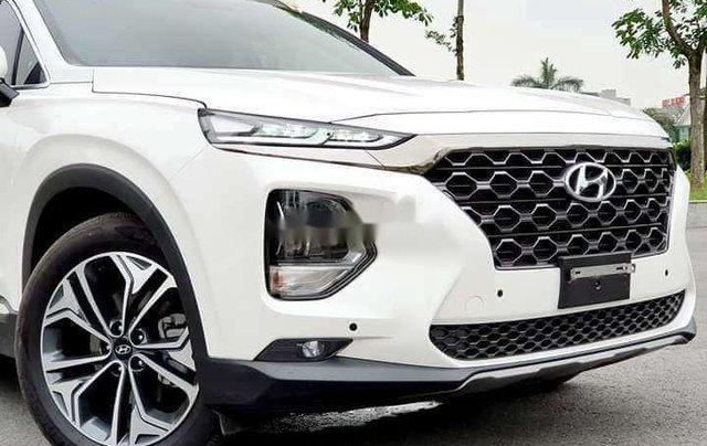Bán Hyundai Santa Fe sản xuất năm 2019 còn mới11
