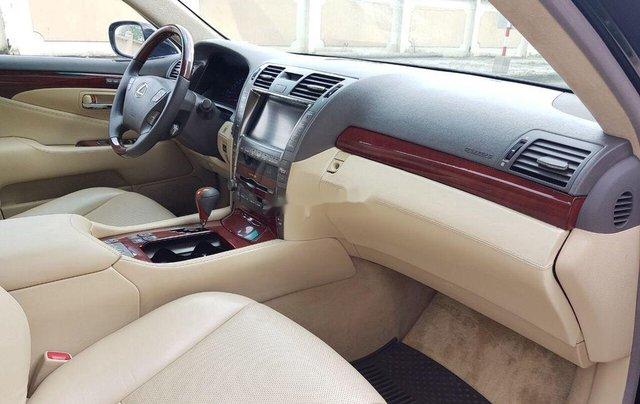 Bán ô tô Lexus LS năm sản xuất 2008, nhập khẩu còn mới2
