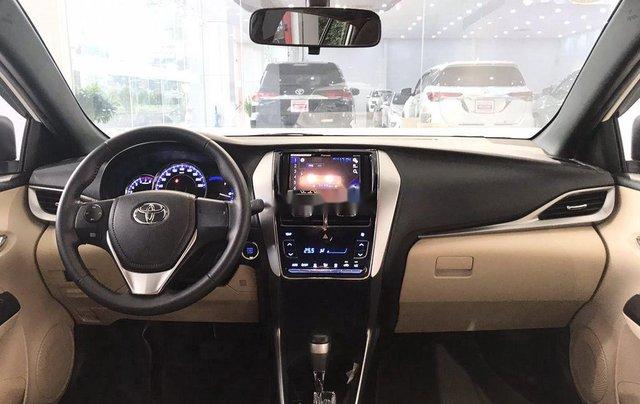 Bán xe Toyota Yaris đời 2019, màu trắng, 620tr7