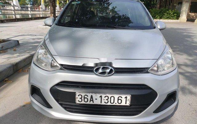 Cần bán Hyundai Grand i10 sản xuất 2014, nhập khẩu nguyên chiếc còn mới, 195tr7