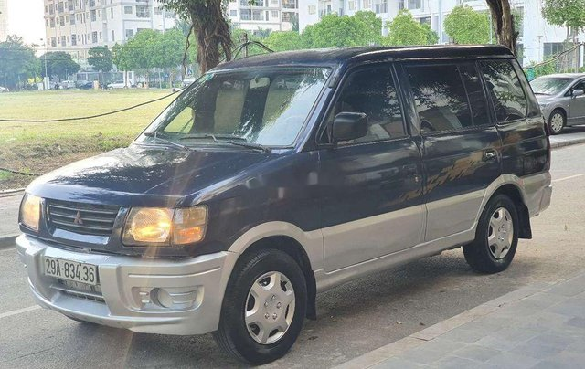 Bán Mitsubishi Jolie đời 2005, màu xanh lam, xe nhập 3