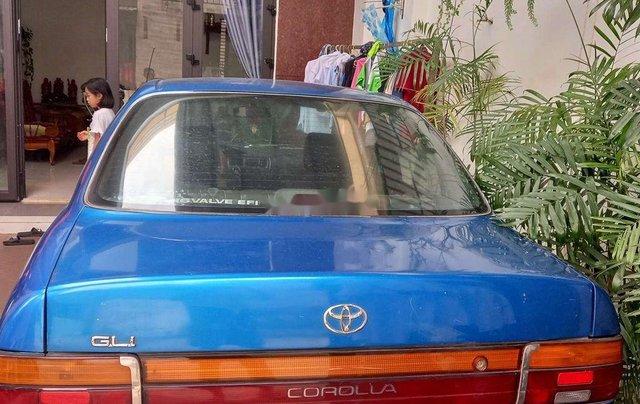 Bán Toyota Corolla đời 1995, màu xanh lam, xe nhập 1