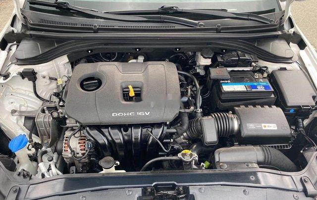 Cần bán Hyundai Elantra đời 2017, màu trắng, nhập khẩu 11
