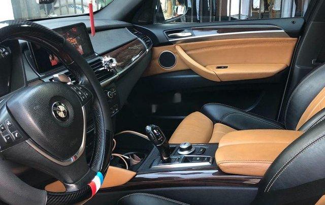 Cần bán gấp BMW X6 đời 2009, màu trắng, xe nhập, xe gia đình8