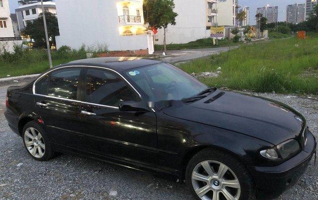 Bán BMW 3 Series đời 2001, màu đen, nhập khẩu còn mới, giá chỉ 145 triệu5
