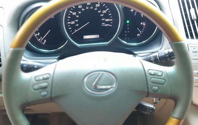 Cần bán gấp Lexus RX 350 sản xuất 2007, màu đen chính chủ, 660 triệu3