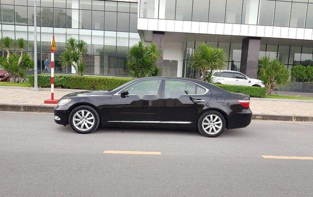 Bán ô tô Lexus LS năm sản xuất 2008, nhập khẩu còn mới10