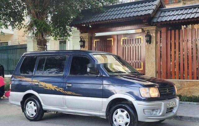 Bán Mitsubishi Jolie đời 2005, màu xanh lam, xe nhập 0