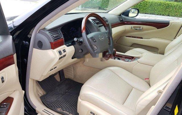 Bán ô tô Lexus LS năm sản xuất 2008, nhập khẩu còn mới3