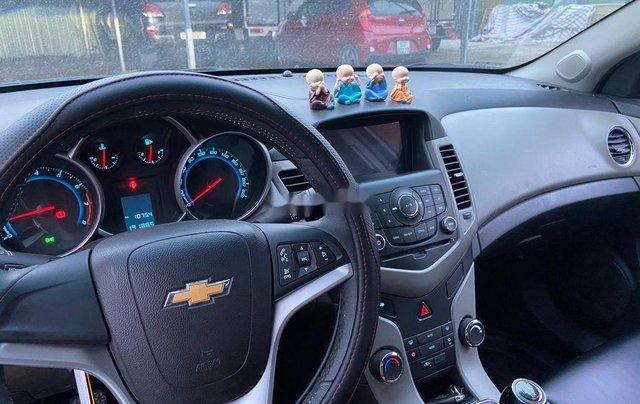 Bán xe Chevrolet Cruze đời 2015, màu trắng3