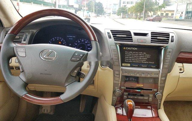 Bán ô tô Lexus LS năm sản xuất 2008, nhập khẩu còn mới4