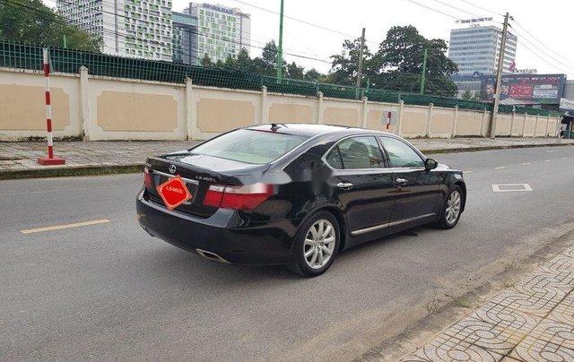 Bán ô tô Lexus LS năm sản xuất 2008, nhập khẩu còn mới6