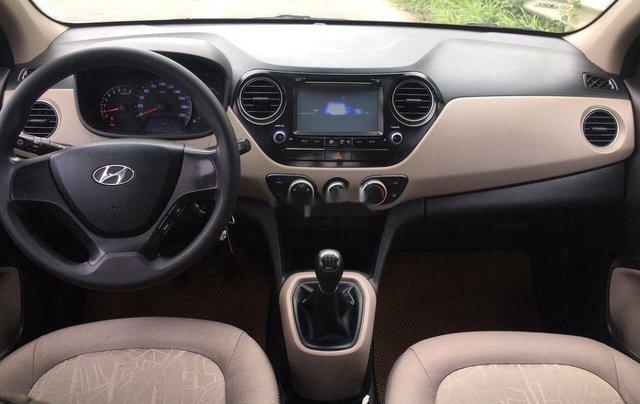 Xe Hyundai Grand i10 sản xuất 2016, nhập khẩu còn mới giá cạnh tranh8