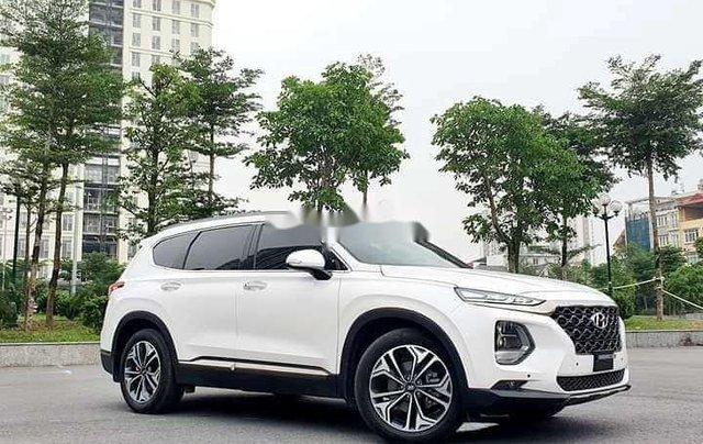 Bán Hyundai Santa Fe sản xuất năm 2019 còn mới2