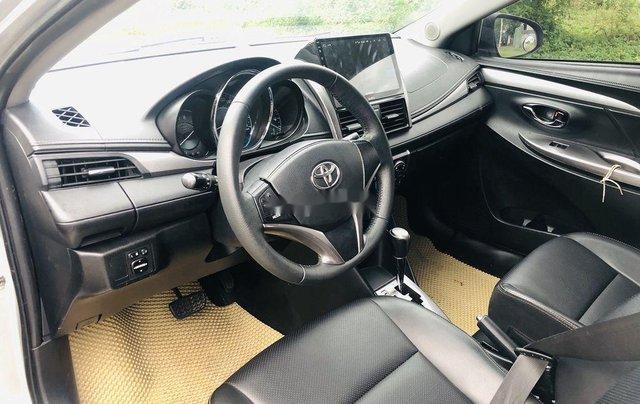 Bán Toyota Vios sản xuất năm 2015, màu bạc số tự động7