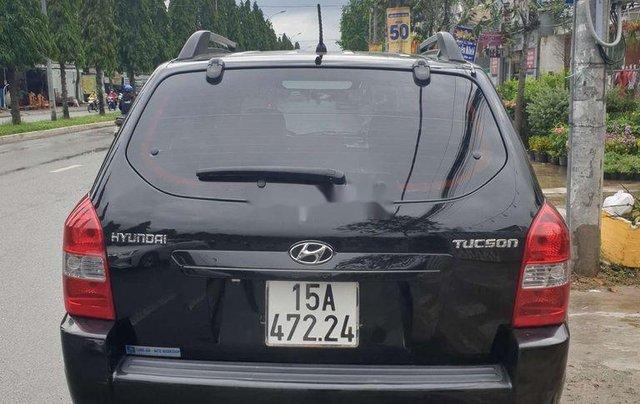 Cần bán xe Hyundai Tucson sản xuất 2009, xe nhập còn mới6