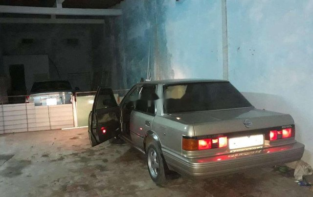 Bán ô tô Nissan Bluebird đời 1987, nhập khẩu nguyên chiếc chính chủ 3