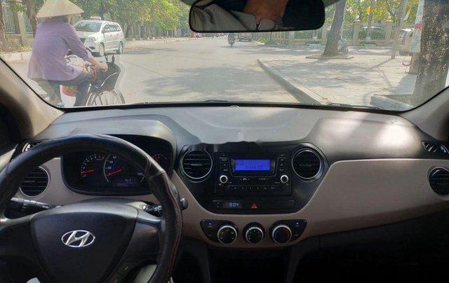 Cần bán Hyundai Grand i10 sản xuất 2014, nhập khẩu nguyên chiếc còn mới, 195tr6