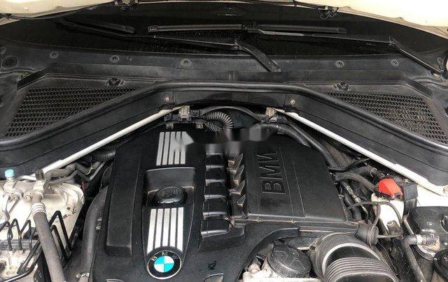 Cần bán gấp BMW X6 đời 2009, màu trắng, xe nhập, xe gia đình10