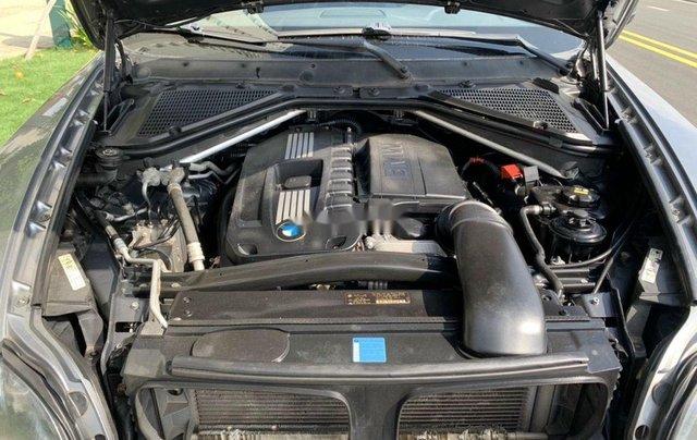 Xe BMW X6 năm 2008, màu xám, giá cạnh tranh11