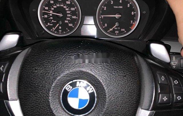 Xe BMW X6 năm 2008, màu xám, giá cạnh tranh10
