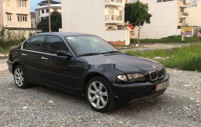 Bán BMW 3 Series đời 2001, màu đen, nhập khẩu còn mới, giá chỉ 145 triệu6