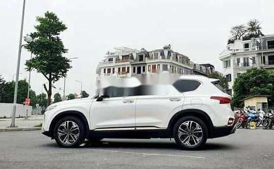 Bán Hyundai Santa Fe sản xuất năm 2019 còn mới3