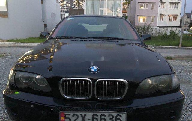 Bán BMW 3 Series đời 2001, màu đen, nhập khẩu còn mới, giá chỉ 145 triệu0