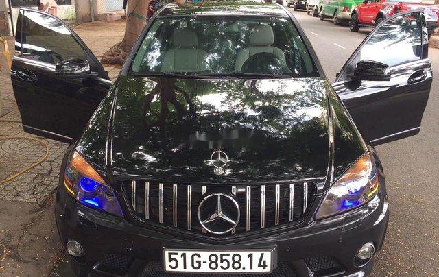 Xe Mercedes C class năm 2009 còn mới, giá 335tr0