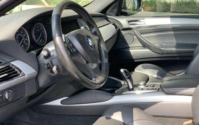 Xe BMW X6 năm 2008, màu xám, giá cạnh tranh9
