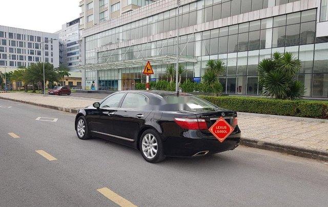 Bán ô tô Lexus LS năm sản xuất 2008, nhập khẩu còn mới7