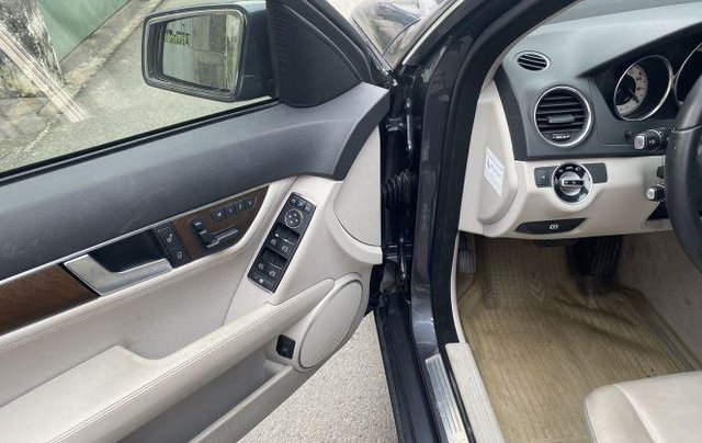 Bán Mercedes C250 AMG 2014, màu xám số tự động, bản full10