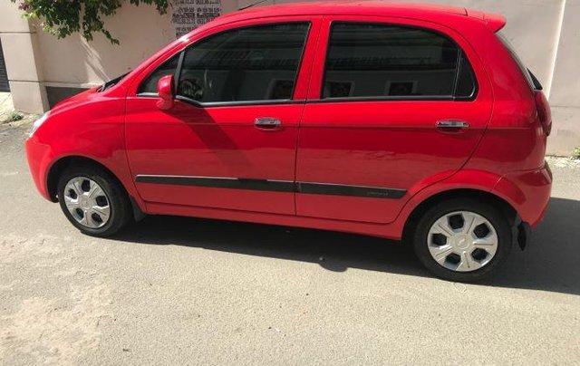 Bán Chevrolet Spark Van sản xuất năm 2016, màu đỏ 6