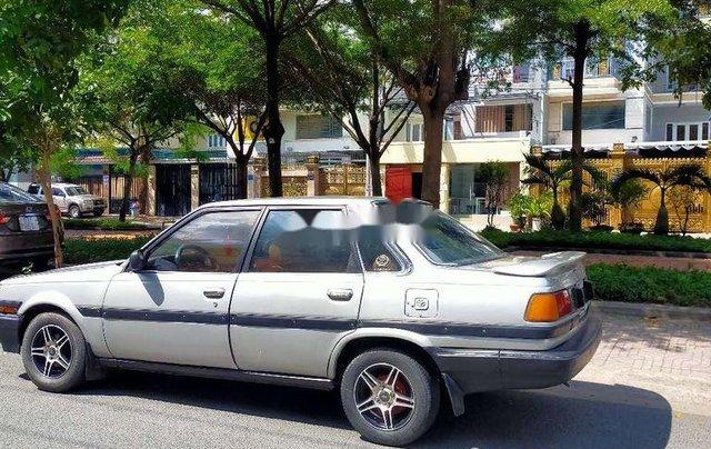 Bán Toyota Corona đời 2000, màu bạc, nhập khẩu nguyên chiếc0