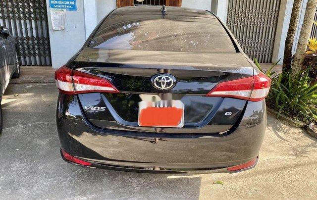 Bán Toyota Vios sản xuất năm 2019, màu đen, giá chỉ 525 triệu11