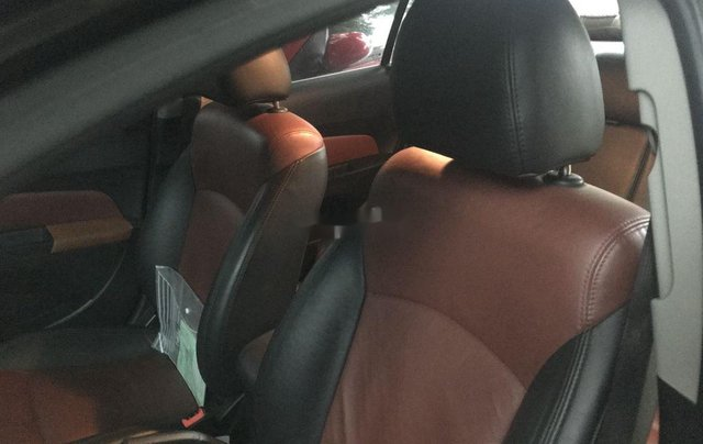 Bán xe Daewoo Lacetti sản xuất 2009, màu đen, xe nhập3