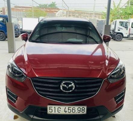 Bán gấp với giá thấp chiếc Mazda 5 năm sản xuất 2017, màu đỏ, giá tốt3