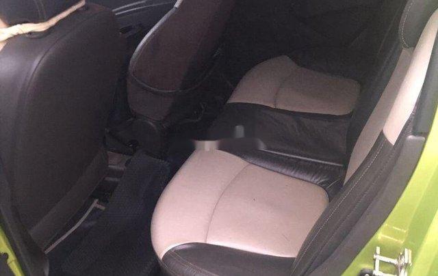Bán Daewoo Matiz sản xuất năm 2011, xe nhập, màu xanh cốm7