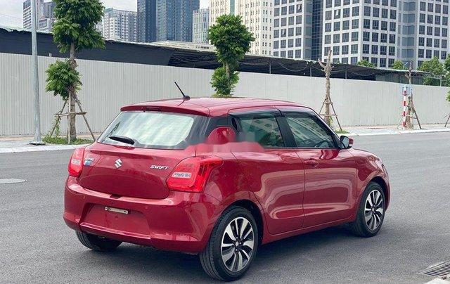 Cần bán xe Suzuki Swift GLX 1.2CVT đời 2019, màu đỏ, nhập khẩu nguyên chiếc4