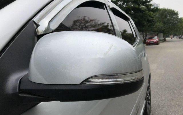 Bán Kia Morning sản xuất năm 2010, màu bạc, nhập khẩu, bản SLX4
