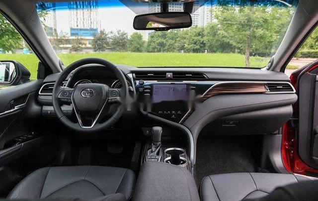 Bán Toyota Camry năm sản xuất 2020, màu đen, nhập khẩu nguyên chiếc3