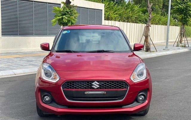 Cần bán xe Suzuki Swift GLX 1.2CVT đời 2019, màu đỏ, nhập khẩu nguyên chiếc0