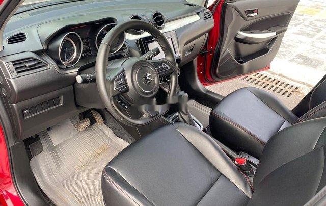 Cần bán xe Suzuki Swift GLX 1.2CVT đời 2019, màu đỏ, nhập khẩu nguyên chiếc5
