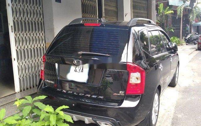 Bán ô tô Kia Carens năm sản xuất 2010, màu đen, 305 triệu6