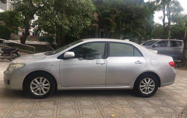 Bán xe Toyota Corolla Altis đời 2009, màu bạc, nhập khẩu 0