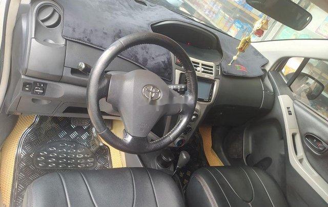 Cần bán xe Toyota Yaris đời 2008, màu bạc, xe nhập, 280 triệu5