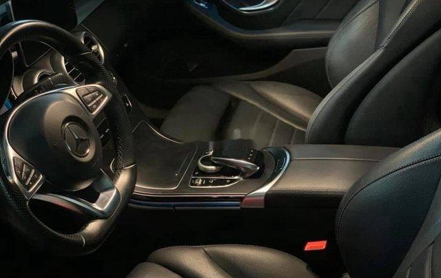 Bán Mercedes C250 AMG đời 2015, màu đen7