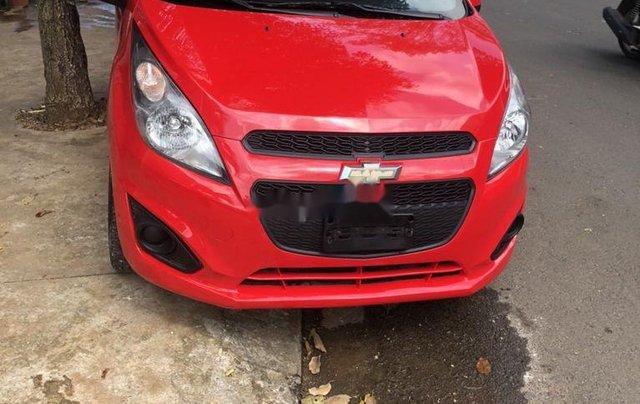 Bán ô tô Chevrolet Spark đời 2016, màu đỏ, nhập khẩu nguyên chiếc 1