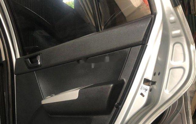 Bán xe Hyundai Getz đời 2008, màu bạc8